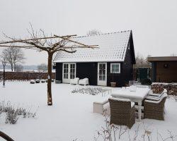 Omgeving B&B Hof van Strijbeek Winter